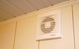 Вентилятор в ванную как выбрать