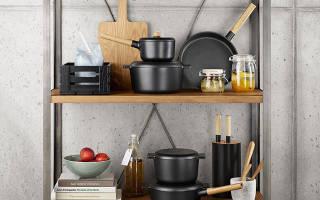 Какую выбрать посуду для кухни