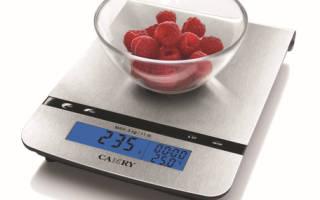 Весы кухонные как выбрать