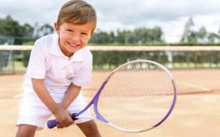 Как выбрать ребенку ракетку для большого тенниса