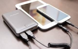Аккумулятор для телефона переносной как выбрать