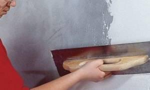 Какую шпаклевку выбрать для выравнивания стен