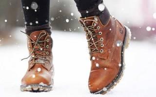 Как правильно выбрать обувь зимнюю