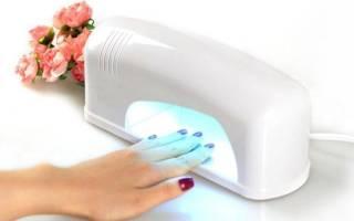 Как выбрать лед лампу для ногтей