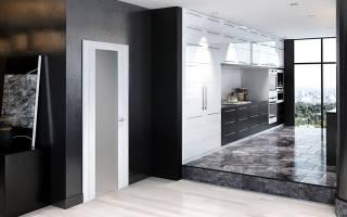 Из какого материала межкомнатные двери лучше выбрать