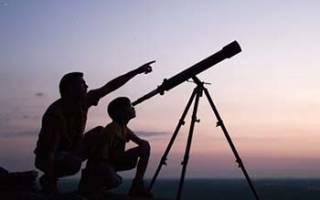 Как выбрать телескоп для ребенка