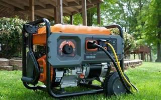 Бензиновый генератор какой лучше выбрать