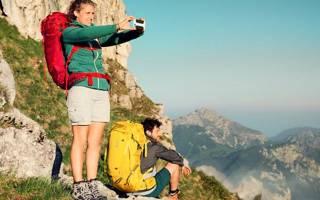 Как выбрать рюкзак для туризма