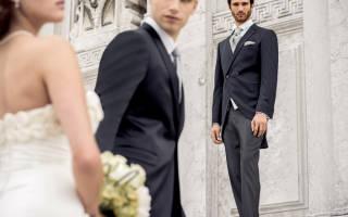Мужской костюм на свадьбу как выбрать