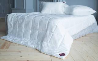 Гипоаллергенное одеяло как выбрать