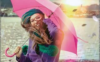 Как выбрать качественный зонт женский