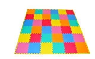 Как выбрать коврик пазл для детей