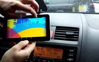 Какой планшет для навигации в автомобиль выбрать