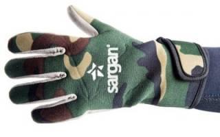 Как выбрать перчатки для дайвинга
