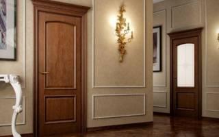 Какие межкомнатные двери выбрать ламинированные или шпонированные