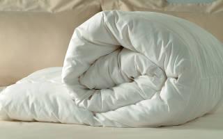 Как выбрать одеяло пуховое