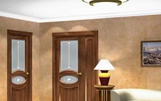 Как выбрать цвет межкомнатных дверей для квартиры