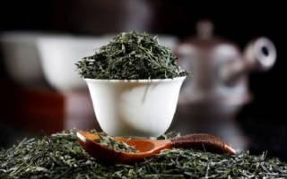Зеленый чай как выбрать