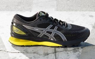 Asics как выбрать кроссовки для бега