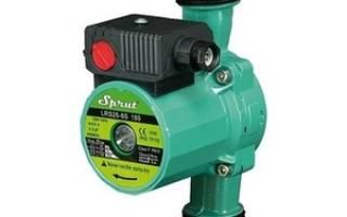 Как выбрать насос для повышения давления воды в квартире
