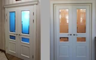 Какие межкомнатные двери лучше выбрать пвх или экошпон