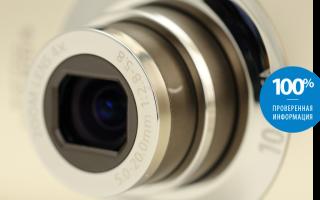 Как выбрать компактный фотоаппарат цифровой