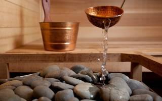 Как выбрать камни для каменки в баню