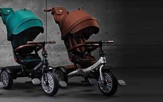 Велосипед трехколесный как выбрать