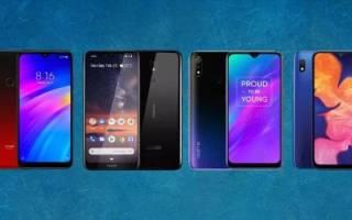 Какой выбрать смартфон до 10000