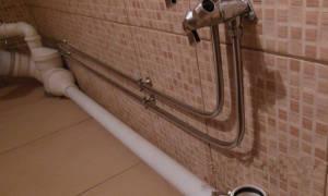Какой диаметр трубы выбрать для водоснабжения в квартире
