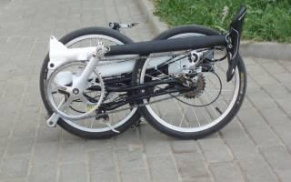 Как выбрать складной велосипед взрослому