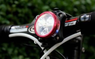 Как выбрать фонарь для велосипеда