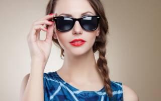 Как правильно выбрать солнцезащитные очки степень защиты