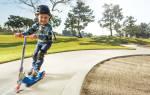 Как выбрать ребенку самокат 6 лет