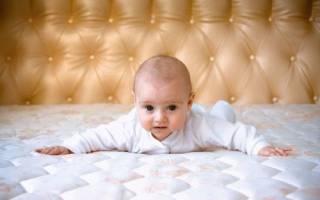 Как выбрать матрасы для новорожденных