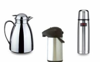 Как выбрать хороший термос для чая