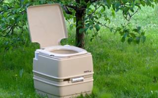 Как выбрать биотуалет для частного дома