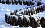 Зимние шины какие лучше выбрать