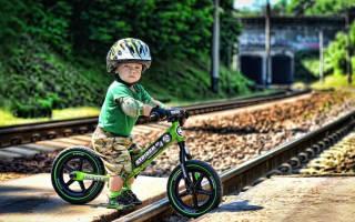 Как выбрать беговел для ребенка