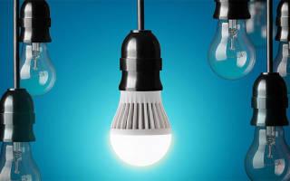 Как выбрать светодиодные лампы для дома яркого освещения