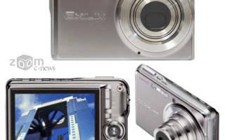 Как выбрать цифровой фотоаппарат правильно