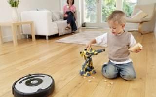 Как выбрать пылесос робот для дома