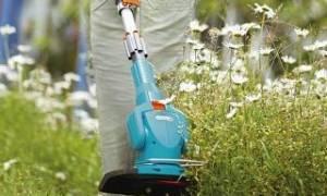 Как правильно выбрать триммер электрический для травы