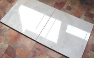 Какую плитку выбрать в ванную комнату глянцевую или матовую