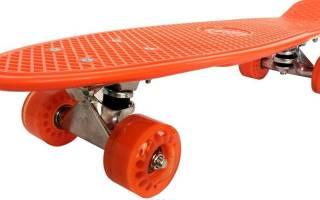 Скейтборд как выбрать для ребенка