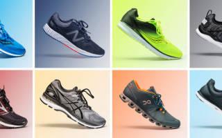 Как выбрать кроссовки для тренажерного зала