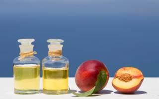 Масло персиковое в нос какое выбрать