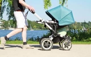 Как выбрать прогулочную коляску зима лето
