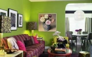 Как выбрать обои для зала в квартире советы