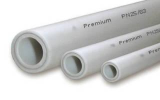 Какой диаметр трубы выбрать для отопления в частном доме